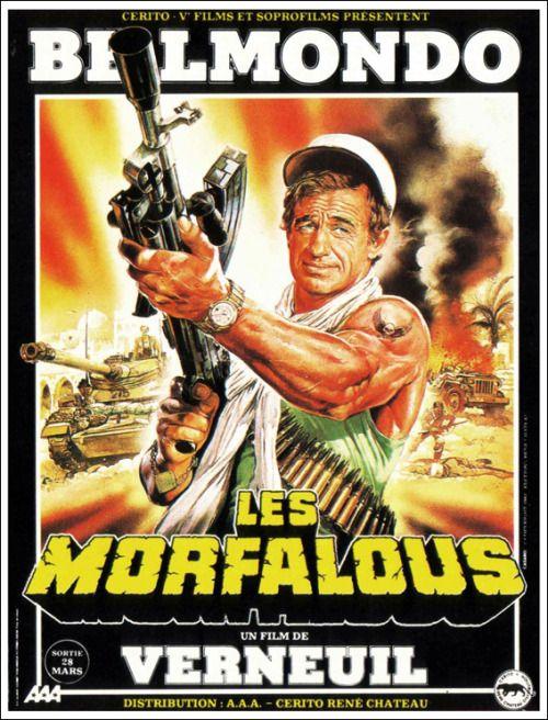 Espion leve toi Lino Ventura vintage movie poster print