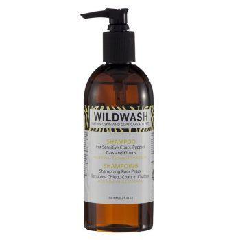 shampoing peaux sensibles chiots chats chatons. Produits de soin 100% naturelles pour peau et pelage de votre animal de compagnie.