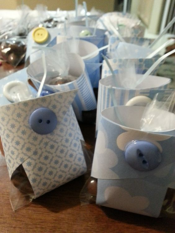 Boy Baby Shower Favors, Poopy Diaper