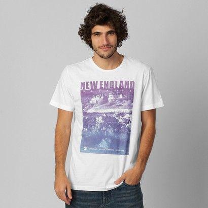 Camiseta Timberland Cidades Náuticas - Timberland