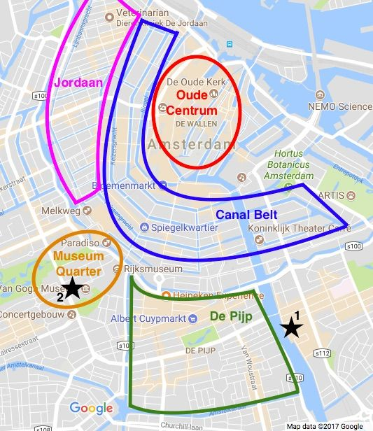 Where To Stay In Amsterdam The Ultimate Amsterdam Accommodation
