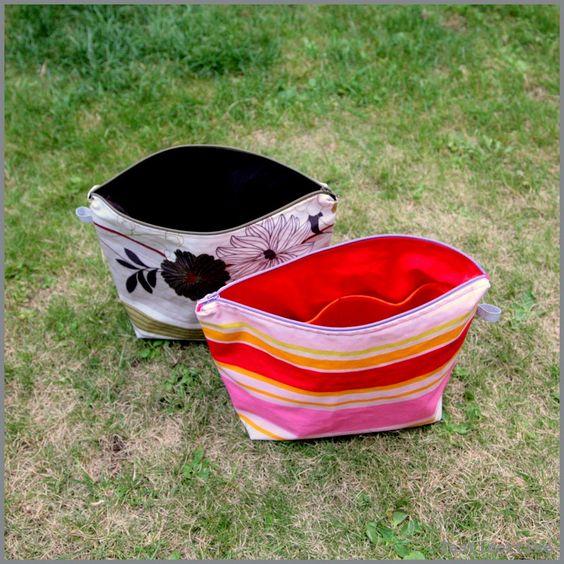 diy une trousse de toilette un tuto tr 232 s bien fait http www tasticottine fr tuto