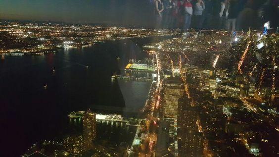 Hudson River + Manhattan