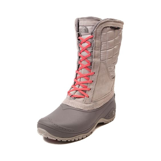 Womens The North Face Thermoball Mid Boot