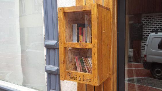 boîte à livres Gembloux 1