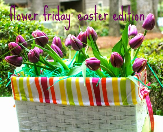 Flower Friday: Easter Edition