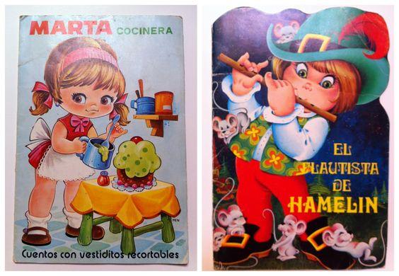 Yo los tenía/ No sin mis hijos: Miércoles Mudo: Cuentos vintage de mi infancia: