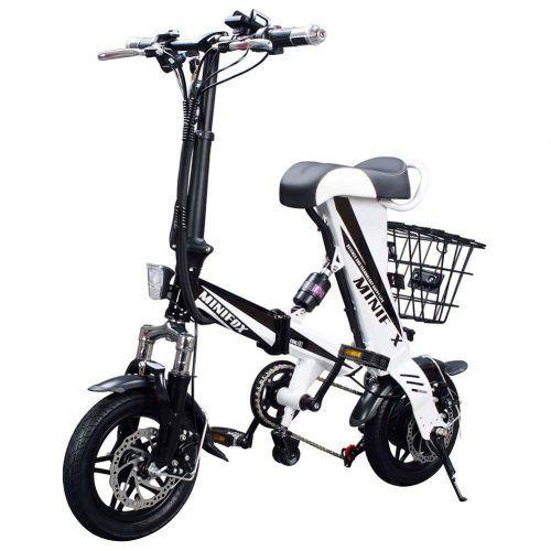 Top 10 Best Folding Electric Bikes In 2018 Folding Electric Bike Electric Bike Electric Bicycle