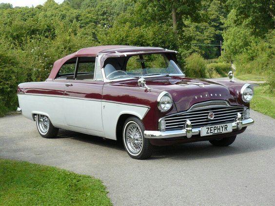 1962 Ford Zephyr