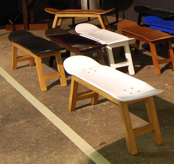 surf tabouret de piano and jambes on pinterest. Black Bedroom Furniture Sets. Home Design Ideas