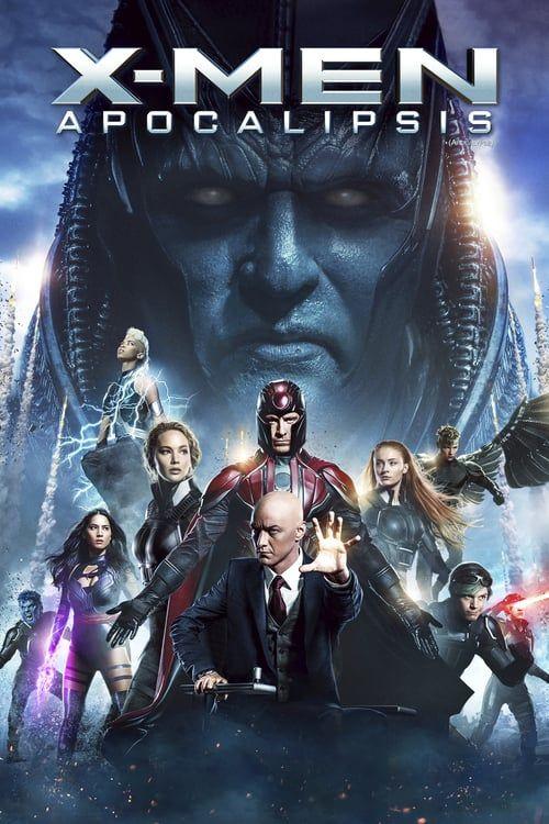 Peliculas X Men Apocalipsis 2016 Pelicula Completa En Espanol Latino Online X Men Apocalypse Apocalypse Movies X Men