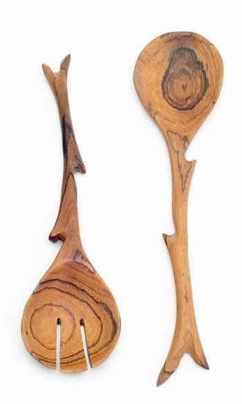 branch spoons