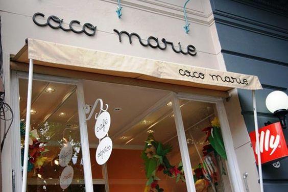 Coco Marie, um café escondido em Buenos Aires