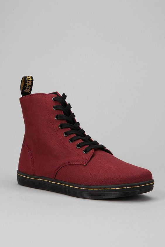 "Dr. Martens Alfie 8-Eye Sneaker-Boot -- ""Amazing boots. Look good with anything.""    i have deeeese"