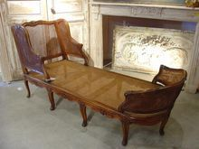 Period Regence Chaise Longue