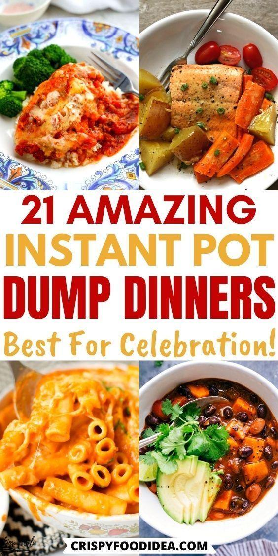 Instant Pot Dump Dinner