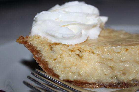 [Recipe] Key Lime Pie