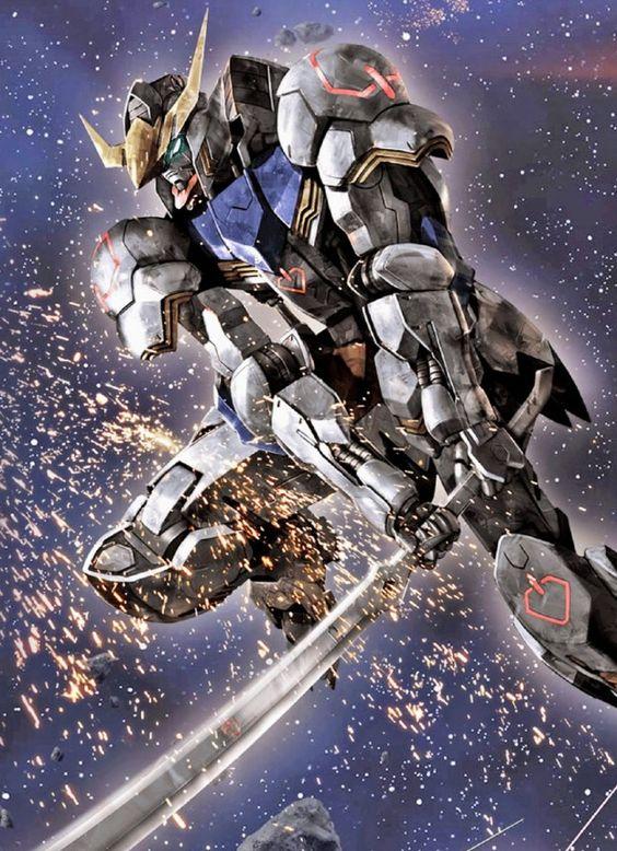 [Gundam Iron-Blooded Orphans] No.25 AMAZING Gundam Barbatos Fans Art Images! http://www.gunjap.net/site/?p=264509