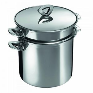 Kuhn Rikon-Durotherm-pasta pot 22cm Kun Centricon-pot pasta noodle 6-5ltr