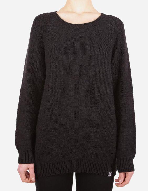 iriedaily - Jazzie Knit black