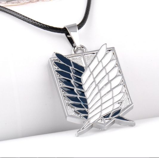 Attack on Titan Necklace Anime Pendant New