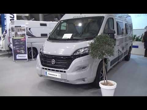 Chausson Titanium 640 Motorhome Review Youtube Motorhome Titanium Vehicles