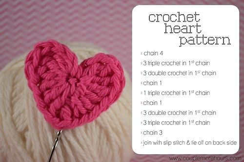 couplemorehours.com Crochet & Knit Pinterest Posts