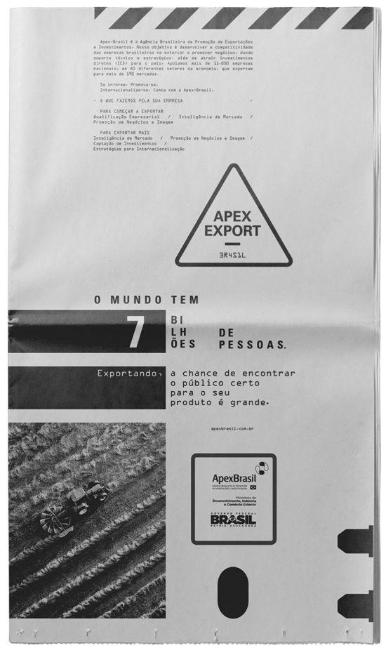 apex / exportação - Rafael Beretta