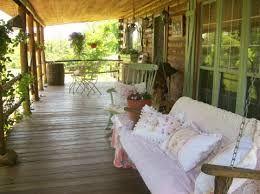 porch swing vintage