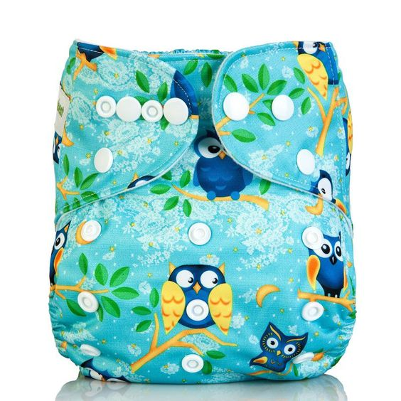 Reusable Waterproof Cloth Diapers