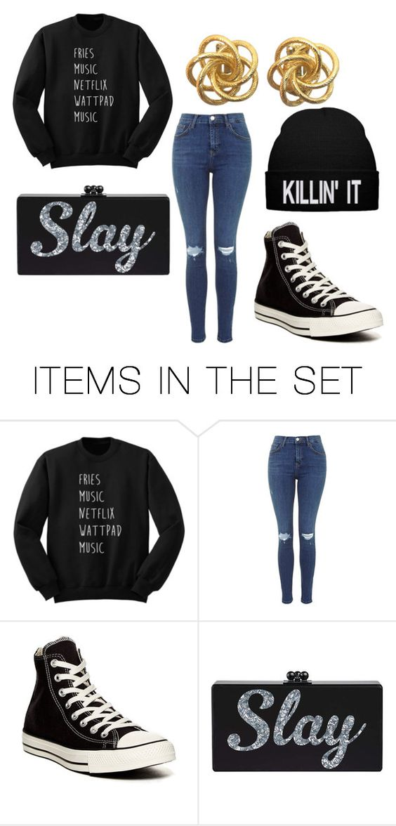 """""""Slay Boo"""" by keke554 ❤ liked on Polyvore featuring arte"""