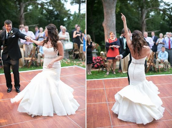 Lindsay + Zack || A Backyard Coastal Wedding, Newport News Virginia Wedding Photographers