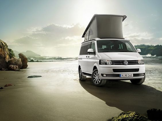 volkswagen rolls out new transporter t5 california edition adrenaline capsules pinterest. Black Bedroom Furniture Sets. Home Design Ideas