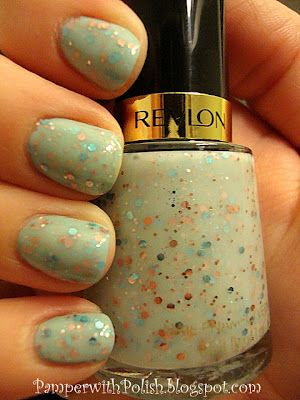 Pamper with Polish: Revlon Whimsical
