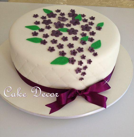 Cake Decor - Atelier: Passo a passo bolo almofadado (metalacê) .
