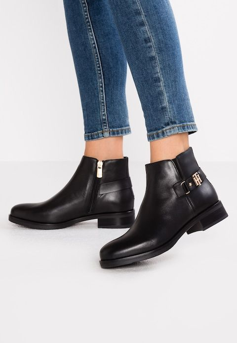 Ankle Boot Boot Black Boot Buckle Black Ankle Ankle Black Buckle Buckle Buckle W9YDEH2I