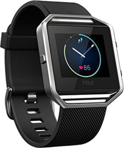 Fitbit Blaze Black Silver Smartwatch on October 14 2016. Check details and Buy Online, through PaisaOne.