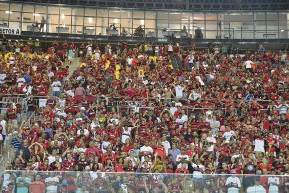 Gazeta Online - Esportes - Futebol - Flamengo - Venda de ingressos para Flamengo e Internacional começa nesta quinta
