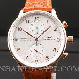 IWC ポルトギーゼクロノローズゴールド 製品番号:20070516103223 販売価格: 32000 円 在庫數:      有