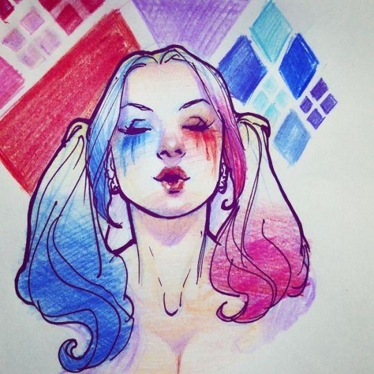 Harley Quinn Love And I On Pinterest