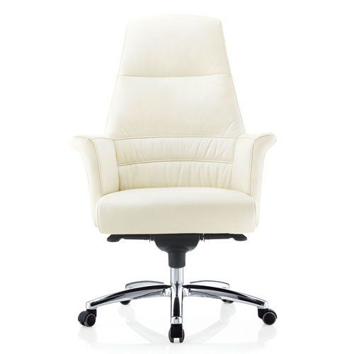 Geffen Leather Executive Chair Luxury Office Chairs Most