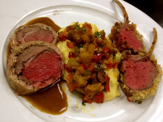 Culinary School Part I! Behind the scenes at Le Cordon Bleu