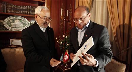Moncef Marzouki charge Ali Larayedh de former un gouvernement - http://www.andlil.com/moncef-marzouki-charge-ali-larayedh-de-former-un-gouvernement-2-95803.html