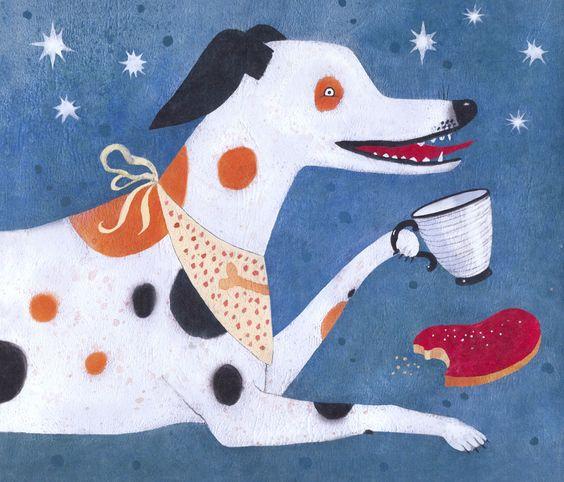 Мария Михальская «Жила-была собака» 2011