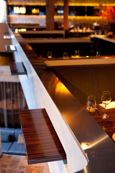 """Restaurant """"Twenty Five Lusk"""" in San Francisco by CCS Architecture 