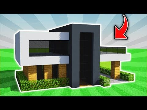 Youtube Easy Minecraft Houses Minecraft House Designs Minecraft Houses