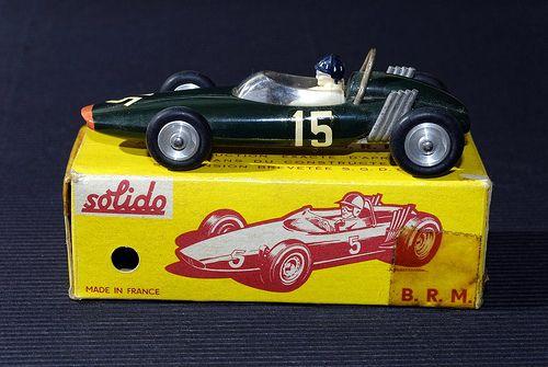 SOLIDO 131 - BRM V8 F1
