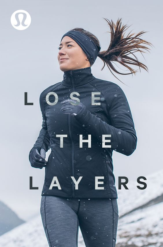 Run for Cold collection: Keep your cool in warmth that breathes.