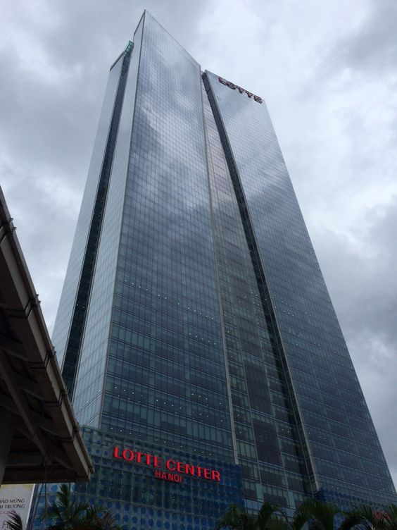 Schindler cung cấp thang máy cho tòa nhà Lotte Center Hà Nội