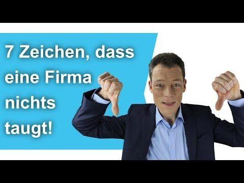 Vorstellungsgesprach Miese Firmen Erkennen 7 Tipps M Wehrle Youtube Vorstellungsgesprach Gesprache Vorstellung